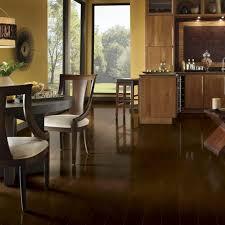 flooring bruce maple chocolate mm x in wide laminate
