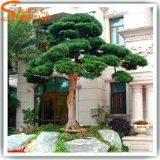 artificial tree home decor new style of pine trees decorative for