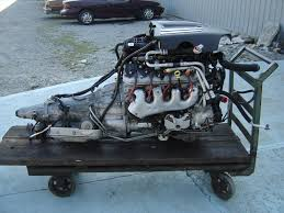 06 trailblazer ss 6 0 ls2 engine and transmission package 2wd