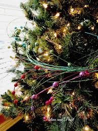 how to trim your christmas tree