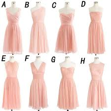 light pink dama dresses bridesmaid dresses custom made bridesmaid dresses short bridesmaid