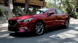 2017 mazda lineup 2017 mazda6 sedan design driving youtube
