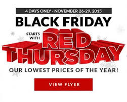 black friday tire deals canadian tire red thursday u0026 black friday sale lowest prices of