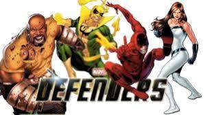 Blind Ninja Marvel U0027s New Trailer For The Defenders That Hashtag Show