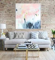 Living Room Art Canvas by Best 20 Abstract Canvas Ideas On Pinterest Abstract Canvas Art
