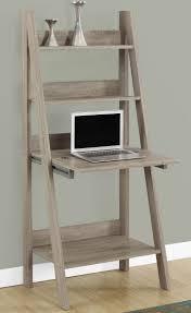 Morgan Computer Desk With Hutch Natural by Best 25 Ladder Desk Ideas Only On Pinterest Ladder Shelves