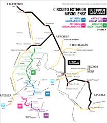Teotihuacan Map Infrastructure Mexico Ohl Continues On Its Quest For Liquidity