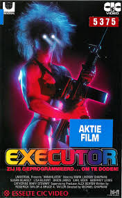 david clarence executor letter template annihilator aka executor 1986 dutch vhs cover art 80s retro annihilator aka executor 1986 dutch vhs cover art 80s retro