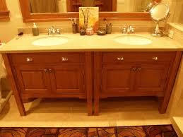 bathroom vanity from recycled oak flooring finewoodworking