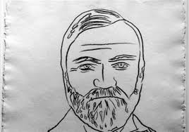 revealing andy warhol u0027s drawing of andrew carnegie pittsburgh