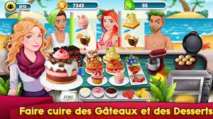 jeux chef de cuisine jeux de cuisine chef business restaurant 1 19 apk