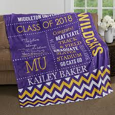 personalized graduation gifts personalized fleece blanket 50x60 graduation gift graduation gifts