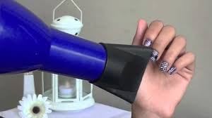 5 ways to dry your nails fast youtube