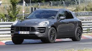 macan porsche turbo porsche macan turbo to have 395 bhp report