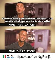 Jersey Shore Meme - ckto he jersey shore lfdeena was a holiday she d definitely be