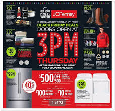 jcpenney black friday ad scan 2016 with printable shopping list