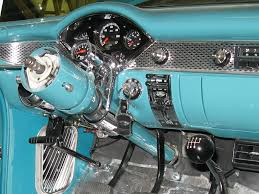 ididit steering column archive trifive com 1955 chevy 1956