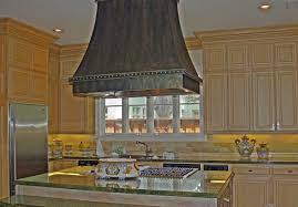 gorgeous kitchen island hoods wall mounted range hood hammered