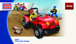 jeep instructions building instruction mega bloks 97831 american builders jeep