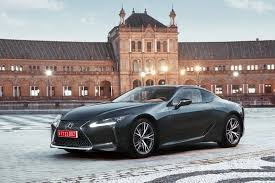 lexus coupe cost 2018 lexus lc coupe priced from 92 000 in the usa 80 images