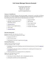 Example Resume Customer Service by Customer Customer Service Supervisor Resume