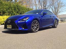new lexus rcf lexus rc f review business insider