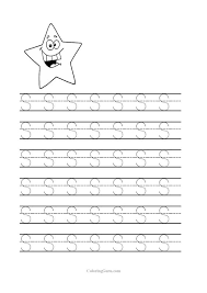letter s preschool worksheets worksheets
