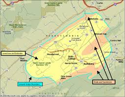 State College Pa Map by Tectonic Geomorphology Weathering And Erosion Paesta