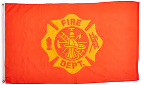 French Flag Banner Amazon Com New 3x5 Fire Department Flag Firefighter 3 X 5 Banner