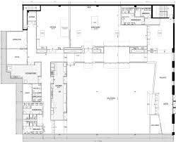 industrial kitchen plan home design ideas