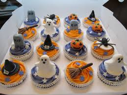 Halloween Baby Shower Cupcakes by Pink Oven Cakes And Cookies Halloween Cupcake Ideas