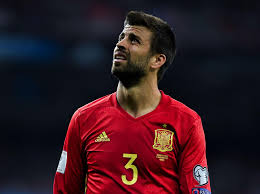 gerard pique insulted and jeered by spain fans as barcelona