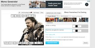 Meme Creator Website - how about this for a free meme creator great free internet