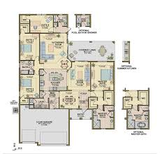 Florida Floor Plans Cypress