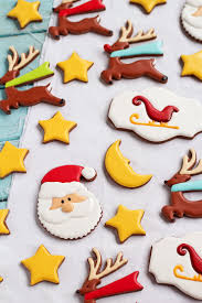 easy cute christmas cookies christmas lights decoration
