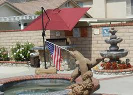 Southern Patio Southern Butterfly Offset Umbrellas And Canopies Southern Patio