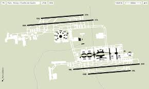 New York Airport Map Terminals by Charles De Gaulle Airport Wikipedia