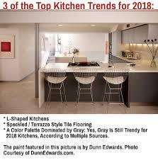 Top Kitchen Designs 91 Fresh Kitchen Trends For 2018 Decorator S Wisdom