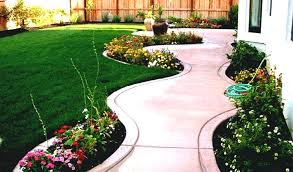 Backyard Garden Ideas Backyard Easy Landscaping Ideas Low Maintenance Backyard Garden