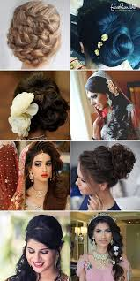 bridal hairstyles 60 traditional indian bridal hairstyles for your wedding