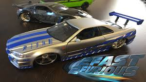 nissan skyline c10 for sale 2 fast 2 furious brian u0027s nissan skyline gtr r34 jada toys youtube