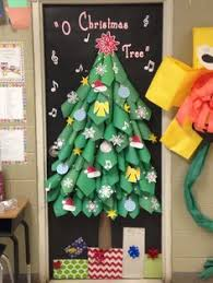 pretty christmas door decoration ideas bedroom doors classroom