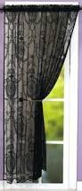 black lace curtains u2013 teawing co