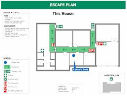 Evacuation Floor Plan Template Room Arranger Tutorials More Sample Projects