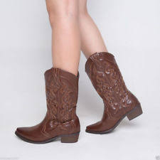 ebay womens cowboy boots size 11 bridal or wedding boots for ebay