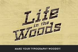 Woodsman Supply The Woodsman Woodsy Photoshop Pack Retrosupply Co