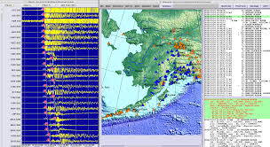 Map Of Southeast Alaska by M7 1 Iniskin Earthquake Evolving Content Alaska Earthquake Center