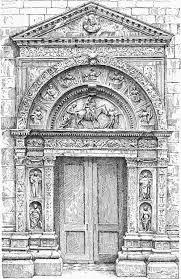 Architectural Pediment Design Church Architecture Of The Renaissance In Italy Part 4
