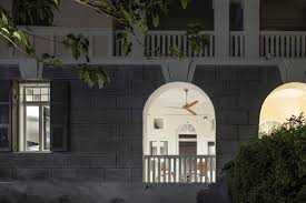 combination of modern design and the neo classical structure of