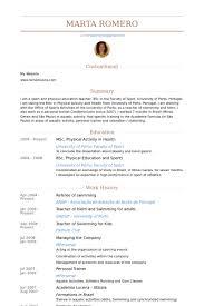 referee resume samples visualcv resume samples database
